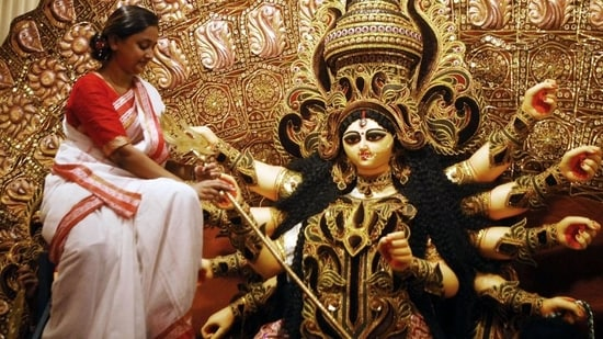 Durga Puja 2021: All you need to know about significance, date, history and time(ANI PHOTO)
