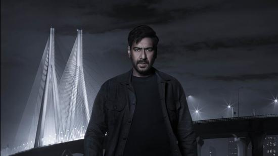 It is said that Ajay Devgn's Rudra-The Edge of Darkness is being made on a grand budget