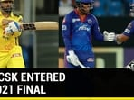 IPL 2021: Dhoni's cameo seals finals berth for CSK with win over DC