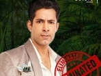 Sahil Shroff is the first contestant to be evicted from Bigg Boss 15.