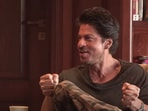 Shah Rukh Khan in an appearance on the AIB podcast.