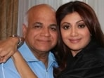 'Miss you Dad': Shilpa's heartwarming post on her father's death anniversary(Instagram/@theshilpashetty)