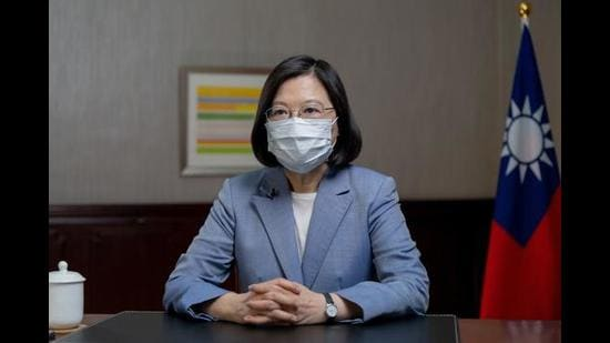 """In an article published on October 5, Taiwan's president Tsai Ing-wen stated, """"If Taiwan were to fall, the consequences would be catastrophic"""". Her rather alarming statement was in the context of a recent surge in the number of People's Liberation Army (PLA) encroachments into Taiwan's southwestern Air Defence Identification Zone (AP)"""
