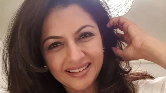 When Bhagyashree spilled beauty tips for reducing pigmentation, acne marks(Instagram/bhagyashree.online)