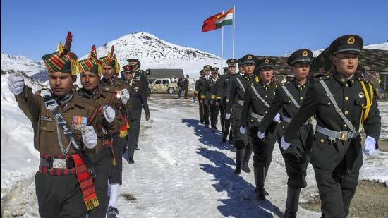India and Chinese armies, however, agreed to maintain communications and ensure stability on the ground. (PTI Photo/File/representative use)