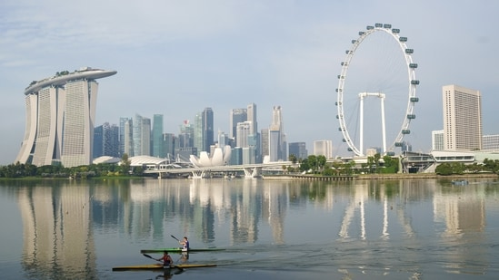 The Singapore government's quarantine free travel scheme covers seven European countries, one Asian country, and two North American countries(Bloomberg)