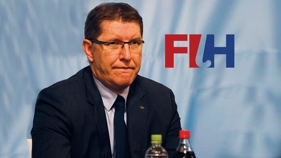 Thierry Weil, FIH CEO(Twitter)