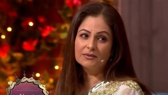 Ayesha Jhulka on The Kapil Sharma.