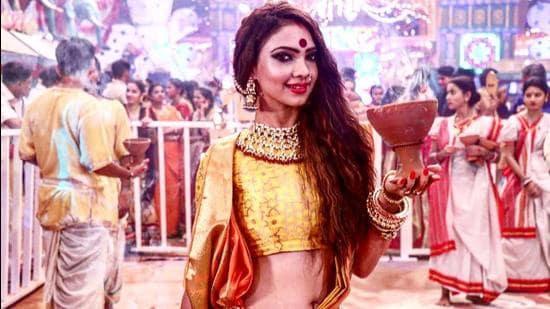 Pooja Bannerjee shares her Durga Puja plans.