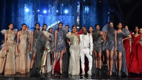 Kareena Kapoor had everyone talking with her style and confidence. (Varinder Chawla)