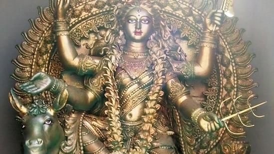 Goddess Kaalratri(Wikipedia)