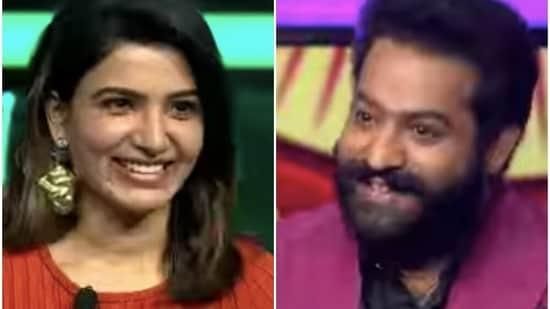 Samantha Ruth Prabhu on Evaru Meelo Koteeswarulu, the Telugu version of Kaun Banega Crorepati, hosted by Jr NTR.