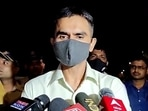 NCB zonal director Sameer Wankhede has alleged he is being followed.(ANI File Photo)