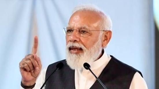Prime Minister Narendra Modi.(ANI)