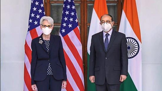 Wendy Sherman's visit to South Asia last week should offer a timely corrective to some of the myths prevailing in Indian strategic thinking (PTI)