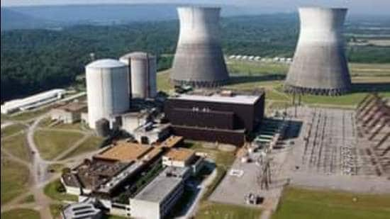The Rooppur nuclear power plant is located on the bank of the Ganges river at a distance of 160 km from Bangladesh's capital Dhaka (Photo Courtesy-Facebook)