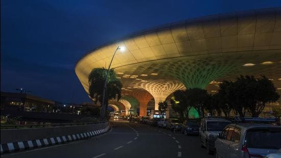 Since the commencement of flight operations last October, the Mumbai-Male route has witnessed a total of 111,283 passengers till date, travelling via CSMIA. (HT File)