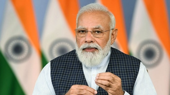 According to the PMO, GatiShakti is the result of PM Modi's constant endeavour to build next-generation infrastructure, which improves ease of living as well as ease of doing business.(ANI)