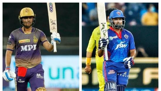 Shubman Gill and Prithvi Shaw.(IPL)