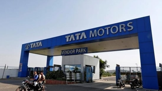 Tata Motors has said that it reported a 24 per cent increase in group global wholesales.(Reuters File Photo)