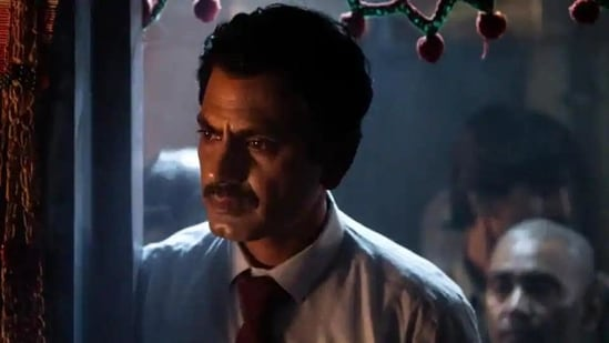 Nawazuddin Sidiqui plays a Dalit man in Serious Men, trying his best to ensure his son is treated better.