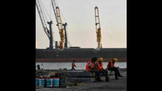 Mundra port in Gujarat (REUTERS)
