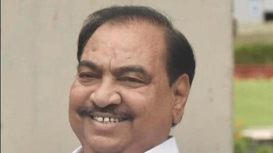 The court has exempted Eknath Khadse from personal appearance, as he has been advised to take bed rest.