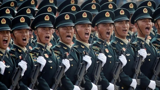 The PLA is showing unusual aggression in Indo-Pacific and against India on Ladakh LAC.