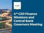 Fourth G20 finance ministers and central bank governors meeting to be held on Wednesday.(Photo via G20)