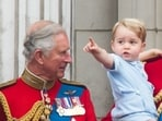 Prince Charles reveals he has created a garden dedicated to his eldest grandson Prince George