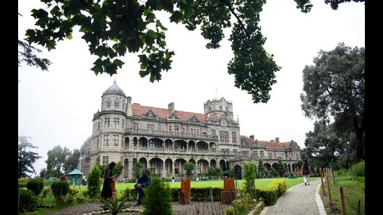 Set up as a research institute by the then ministry of education, Government of India, in 1964, the Indian Institute of Advanced Studies (IIAS) started functioning from October 20, 1965. (HT file photo)