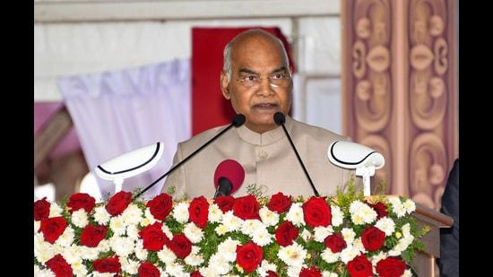 President Ram Nath Kovind (PTI)