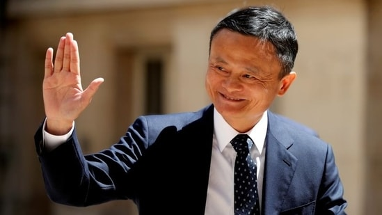Jack Ma, billionaire founder of Alibaba Group.(REUTERS)