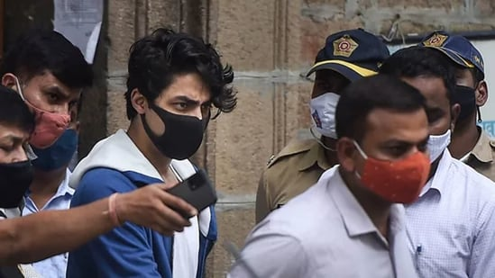 Aryan Khan, among others, arrested by the NCB in connection with the alleged seizure of banned drugs from a cruise ship. (PTI)