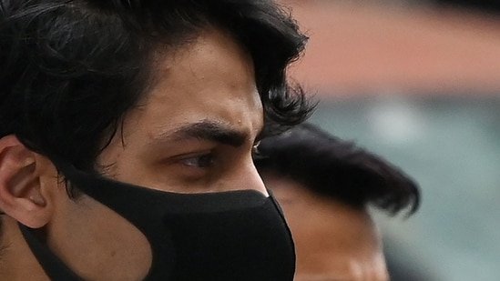 Aryan Khan's bail plea will be again heard tomorrow by the special NDPS court(AFP)
