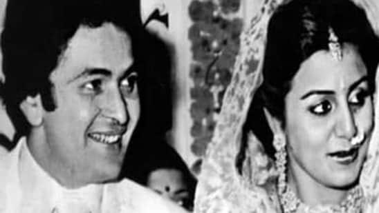 Rishi Kapoor and Neetu Kapoor tied the knot in 1980.