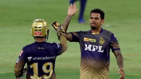 KKR all-rounder Sunil Narine((IPL/File Photo))