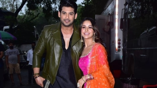 Sidharth Shukla was rumoured to be dating his Bigg Boss 13 co-contestant Shehnaaz Gill.