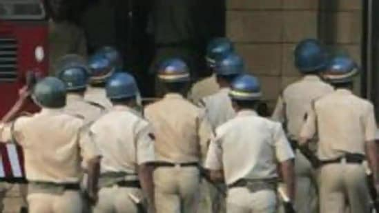 Goa Police recruitment:734 police constable on offer, check details here(Representative image/HT PHOTO)