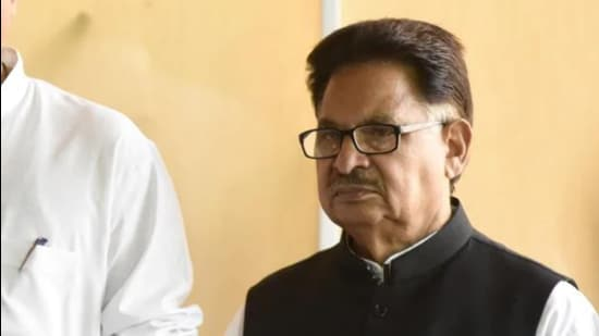 Chhattisgarh in charge of Congress PL Punia. (File photo)