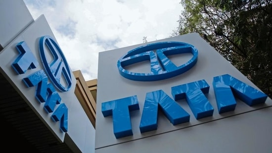 Tata Motors stock, meanwhile, soared on plans to boost electric-vehicle investments.(Reuters )