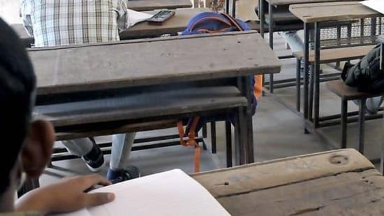 UP government to set up 'Arogya Vatika' in schools(HT PHOTO)