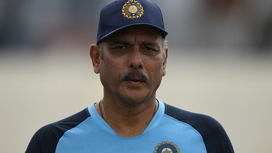 Ravi Shastri's tenure as India coach ends after T20 World Cup.(Getty)