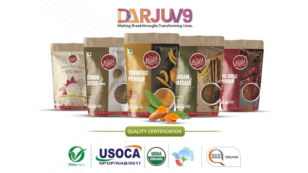 The products not only provide 100% organic food products, they also produce them from their natural habitat so that they can have maximum active molecules to provide additional health benefits.
