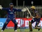 Watch Ashwin's final over in Qualifier 2 against KKR in Sharjah(iplt20.com)