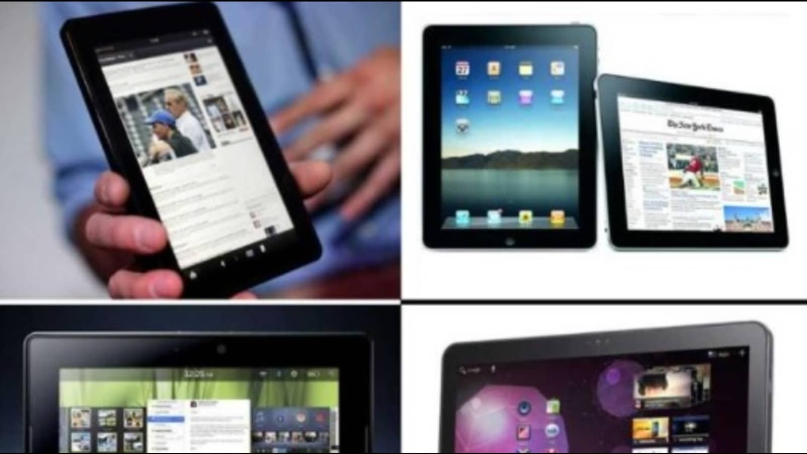 Distribution of tablets to higher education students in UP: process set in motion