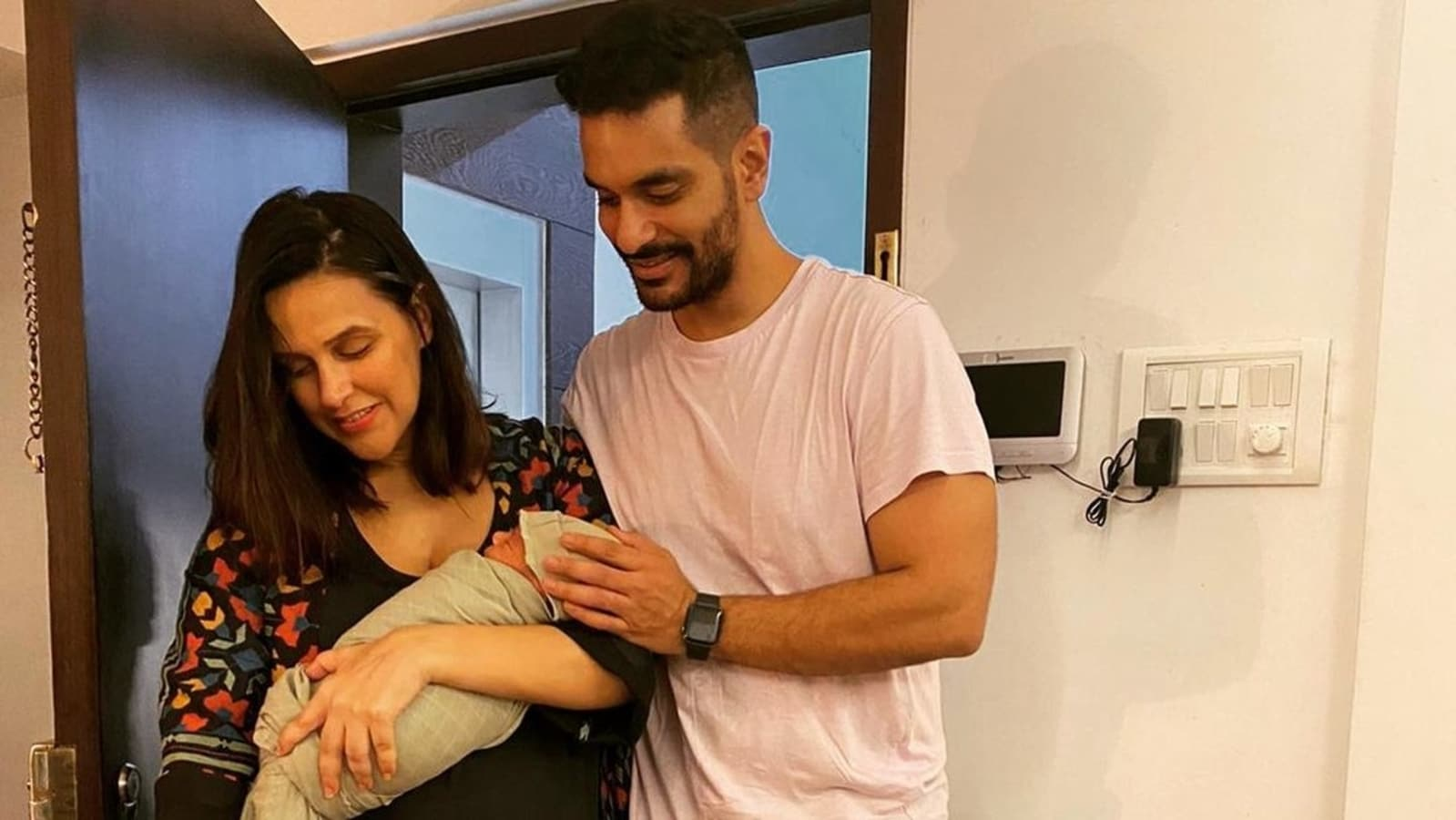 Neha Dhupia says she 'was in the middle of contractions' during shoot: 'Put the crown back on my head' -India News Cart