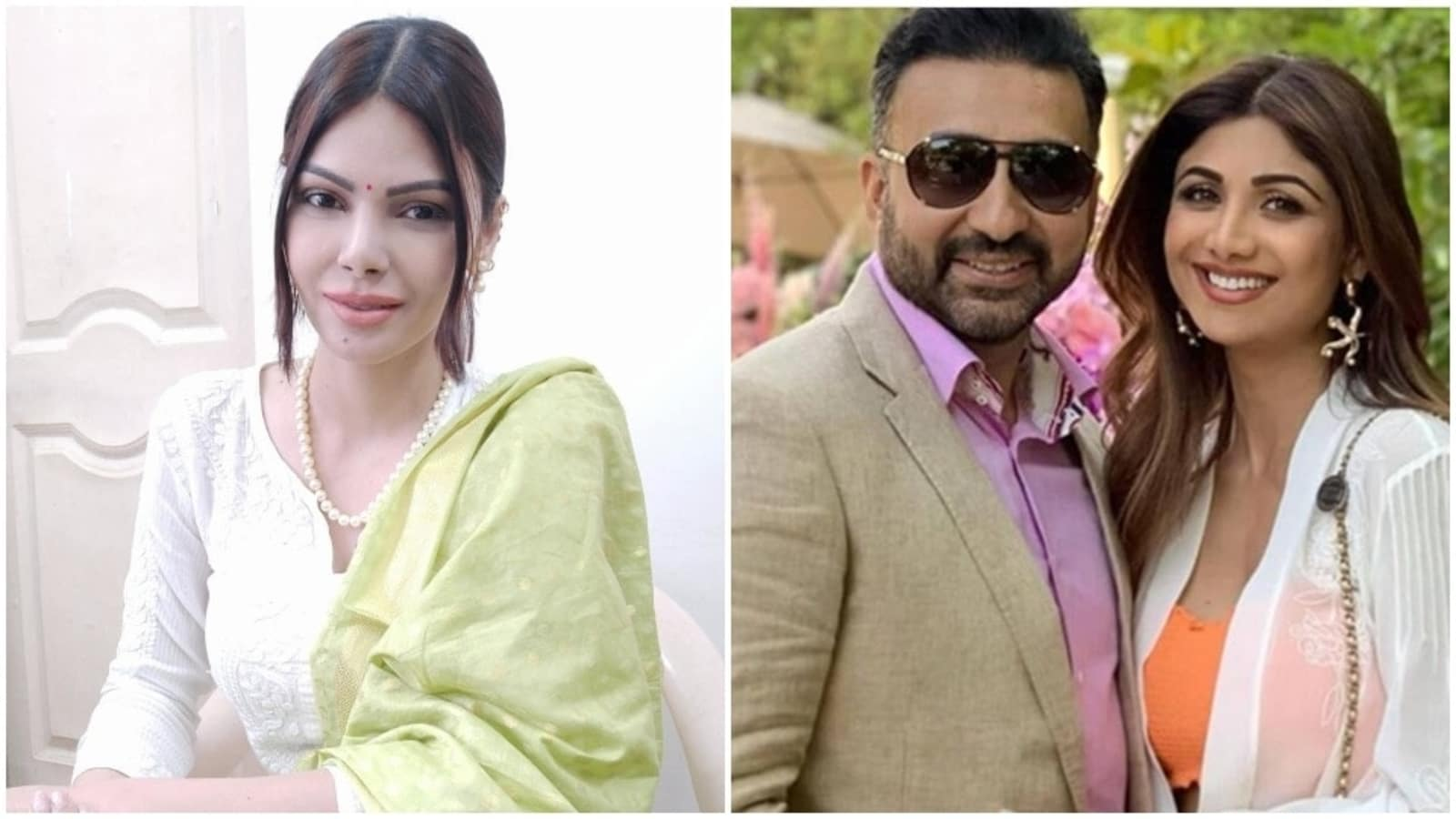 Shilpa Shetty, Raj Kundra's lawyers issue statement against Sherlyn Chopra, threaten her with defamation suit -India News Cart