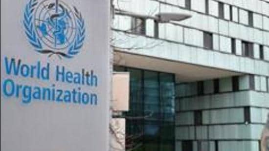 WHO chief Tedros Adhanom Ghebreyesus announced the launch of the Scientific Advisory Group for the Origins of Novel Pathogens (SAGO) at a news briefing on Wednesday. (REUTERS PHOTO.)