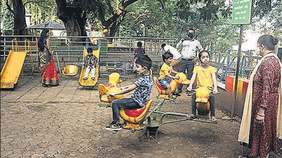 As the monsoon exits for this year, the air quality in Pune has remained satisfactory, as per the System of Air Quality and Weather Forecasting and Research (Safar). (HT PHOTO)
